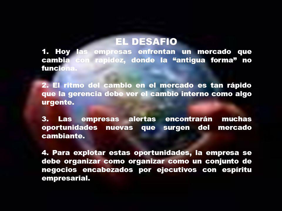 EL DESAFIO 1.
