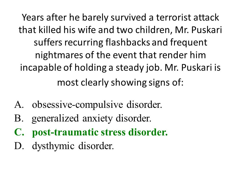 Years after he barely survived a terrorist attack that killed his wife and two children, Mr.