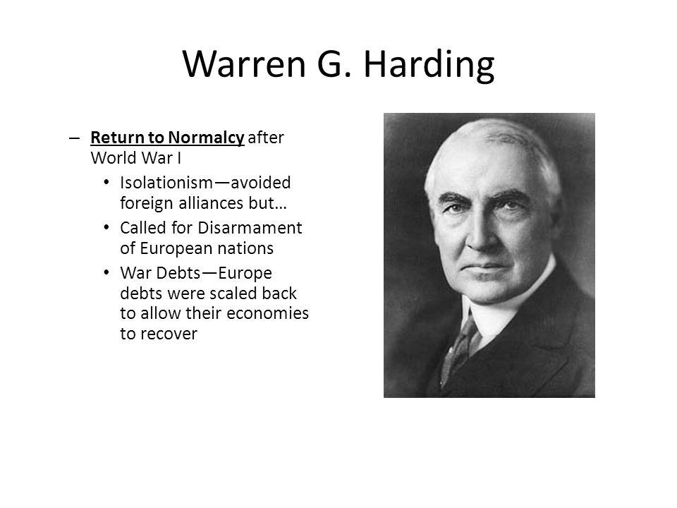 Warren G.