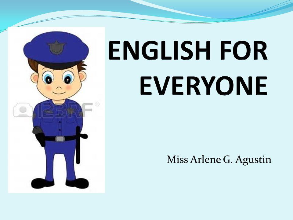 Miss Arlene G. Agustin