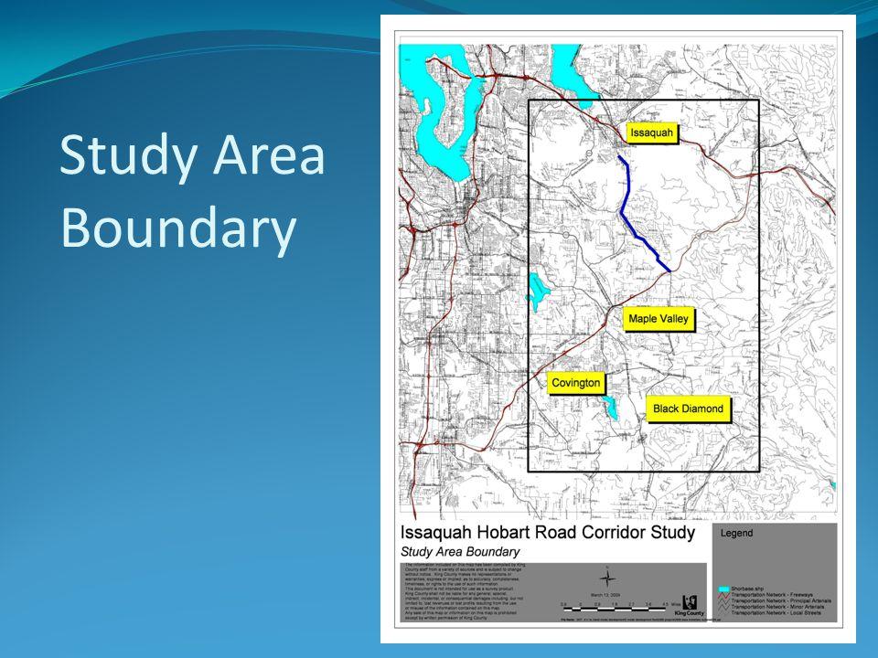 Study Area Boundary