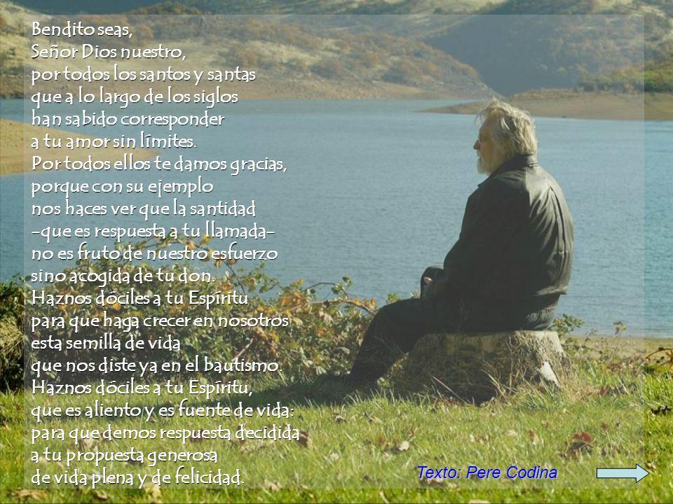 Y con la tarea de hacer un mundo que puede ser más humano, a pesar de todo. Texto: José Alegre Aragüés, DABAR,1 de Noviembre de 2007