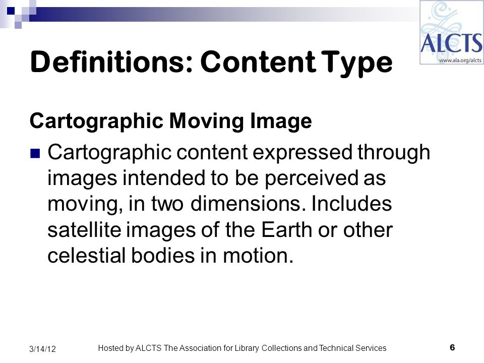 Preferred Source of Info 2.2.2.3 Resources Consisting of Moving Images 1.