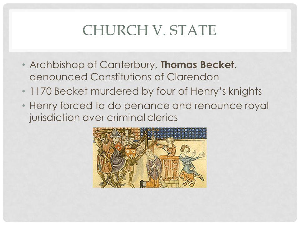 CHURCH V.