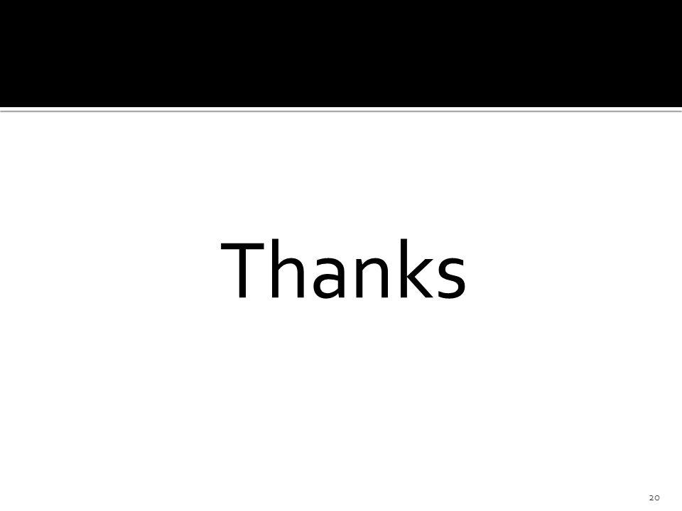 Thanks 20