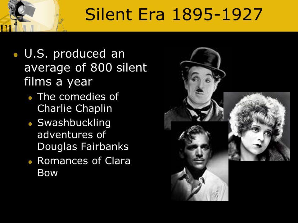 Silent Era 1895-1927 U.S.