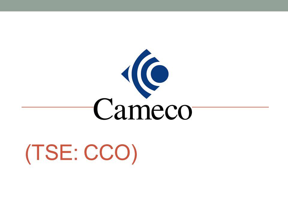 (TSE: CCO)