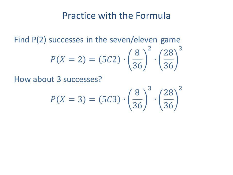 Standard Deviation What happens to the standard deviation in the seven- eleven experiment as the number of trials, n, increases.