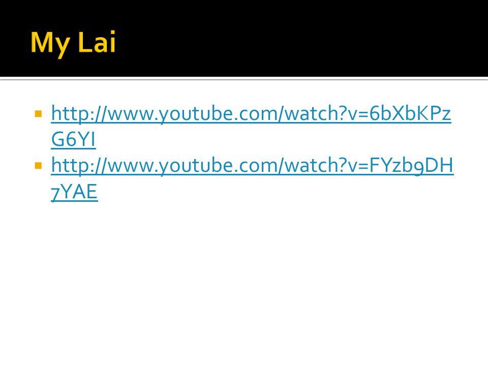  http://www.youtube.com/watch v=6bXbKPz G6YI http://www.youtube.com/watch v=6bXbKPz G6YI  http://www.youtube.com/watch v=FYzb9DH 7YAE http://www.youtube.com/watch v=FYzb9DH 7YAE