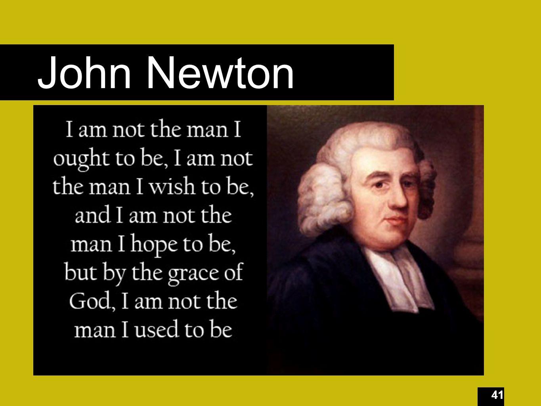 41 John Newton