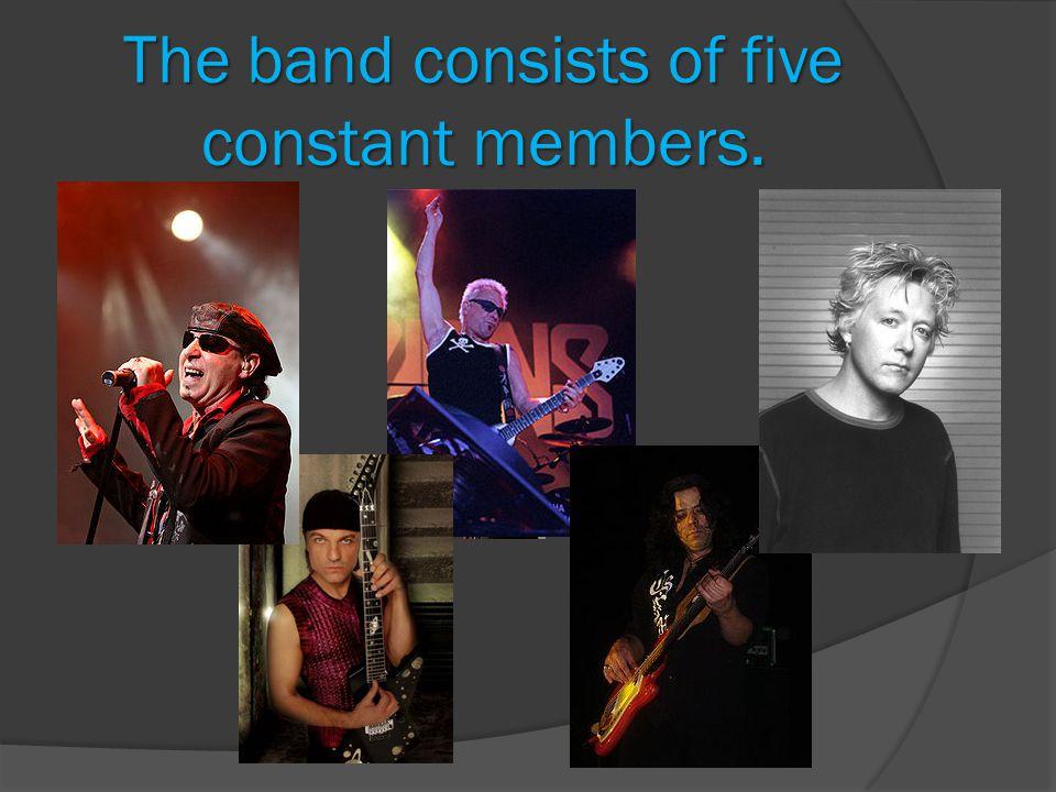 The former members of the group  Karl-Heits Volmer (guitar, 1969),  Michael Schenker (guitar, 1972),  Urgent Rosenthal (drums, 1974),  Rudy Lenners (1976, drums),  Frances Buhgolts (bass guitar, 1977),  Ulrich Rot (guitar, 1977),  Herman Rarebell (drums, 1995),  Kurt Kress (drums, 1996)  Ralf Rikermann (2003)