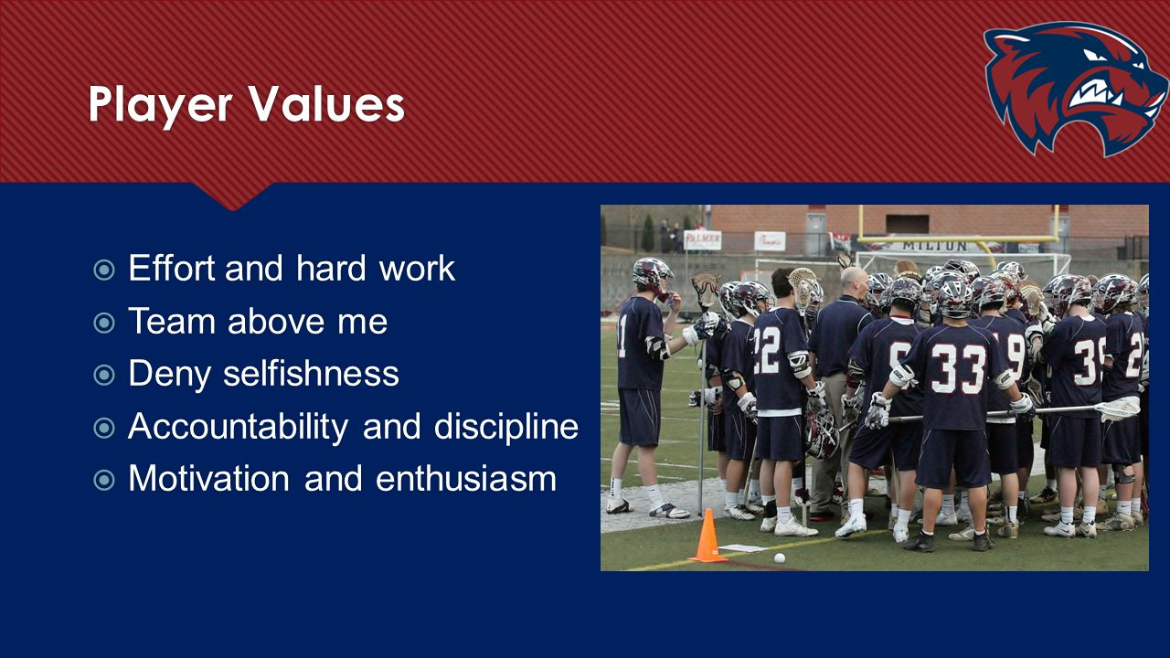 Coaching Philosophy  Accountability and discipline  Enthusiasm and motivation  Hard work and effort  Fast paced practices  Aggressive, fearless, up tempo, attacking mentality  Competition  Statistical analysis  Accountability and discipline  Enthusiasm and motivation  Hard work and effort  Fast paced practices  Aggressive, fearless, up tempo, attacking mentality  Competition  Statistical analysis