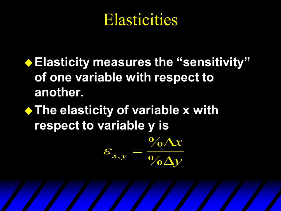 Marginal Revenue and Own-Price Elasticity of Demand p(q) denotes the seller's inverse demand function; i.e.