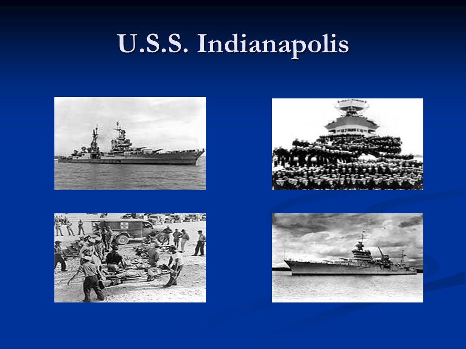 U.S.S. Indianapolis