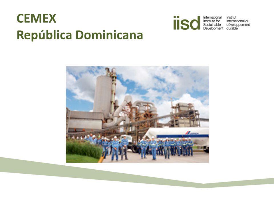CEMEX República Dominicana