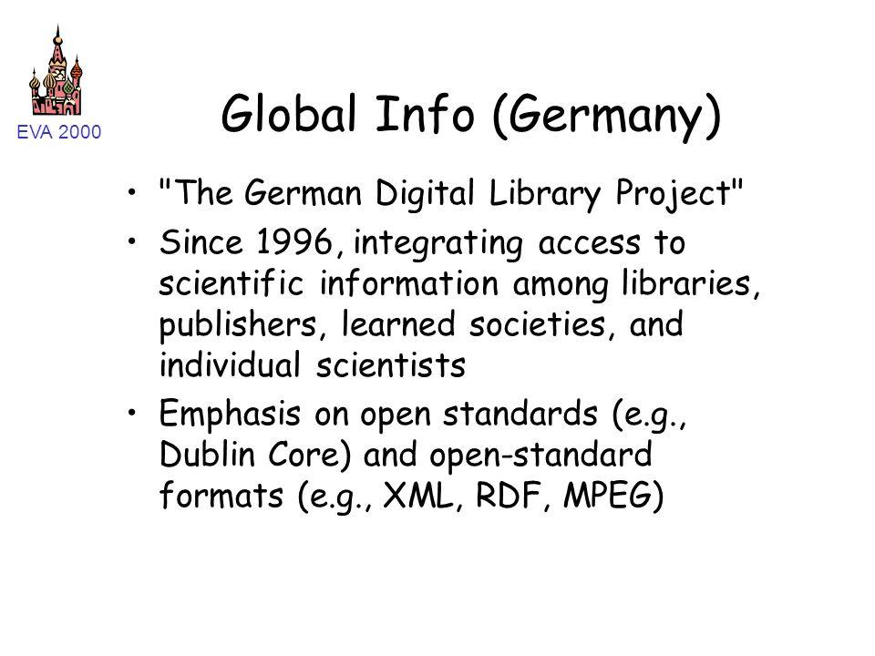 EVA 2000 Global Info (Germany)