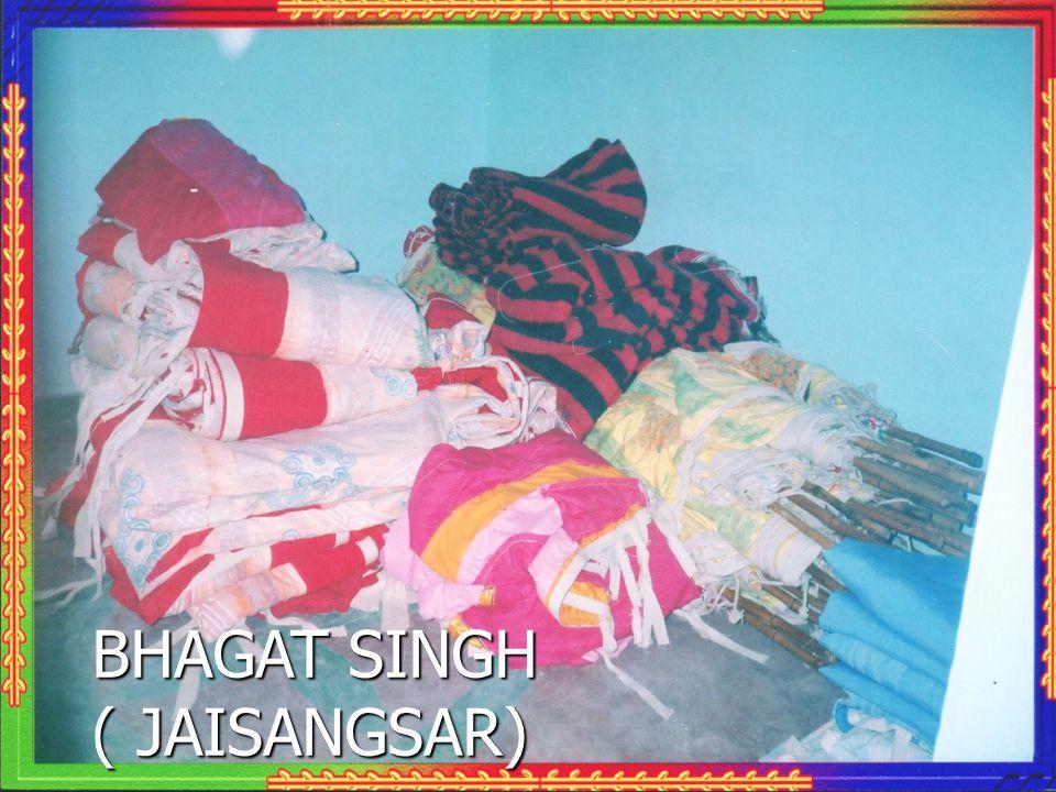 BHAGAT SINGH ( JAISANGSAR)