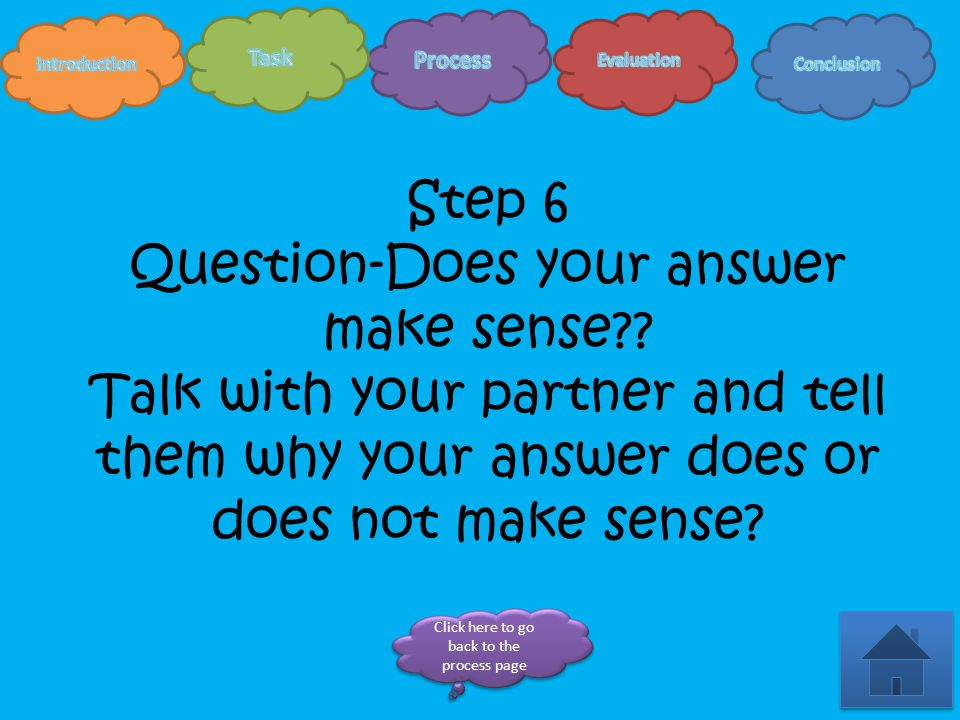 Step 5 Compute Let's practice how to solve some word problems!.
