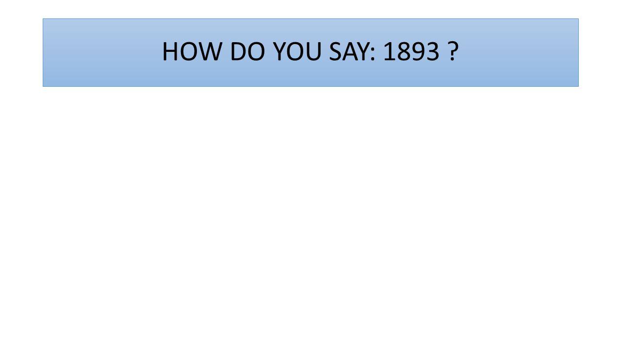 HOW DO YOU SAY: 1203 ?