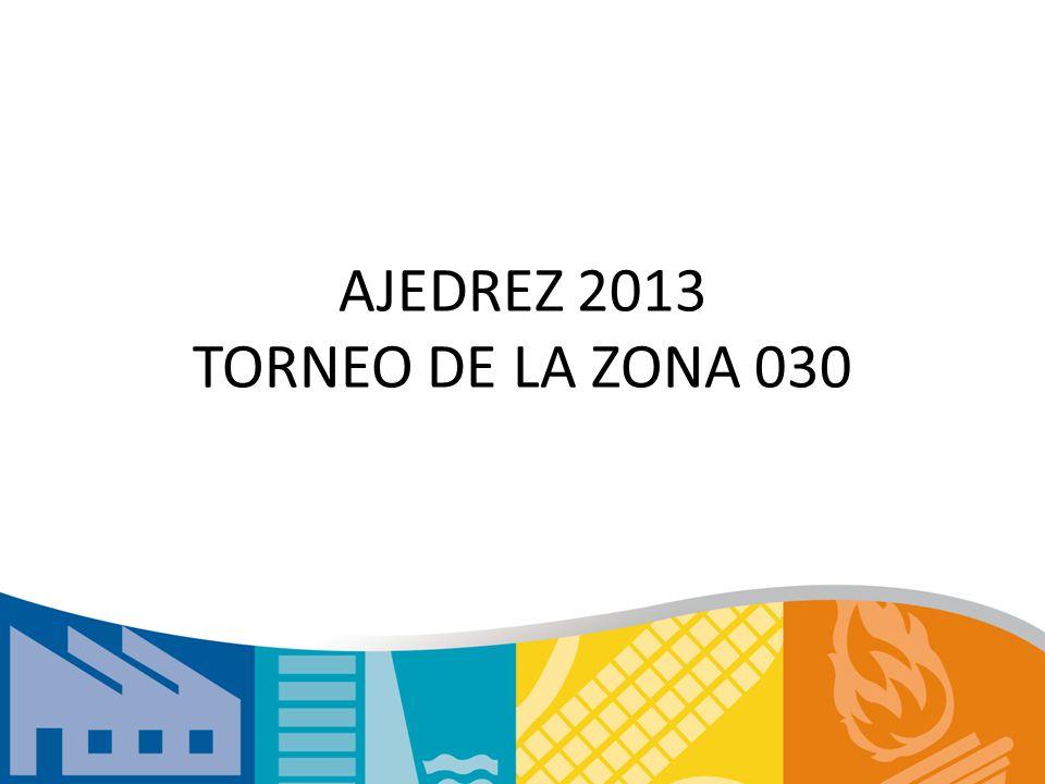 AJEDREZ 2013 TORNEO DE LA ZONA 030