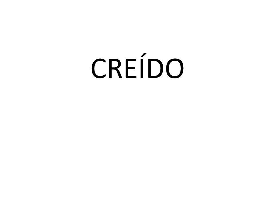 CREÍDO