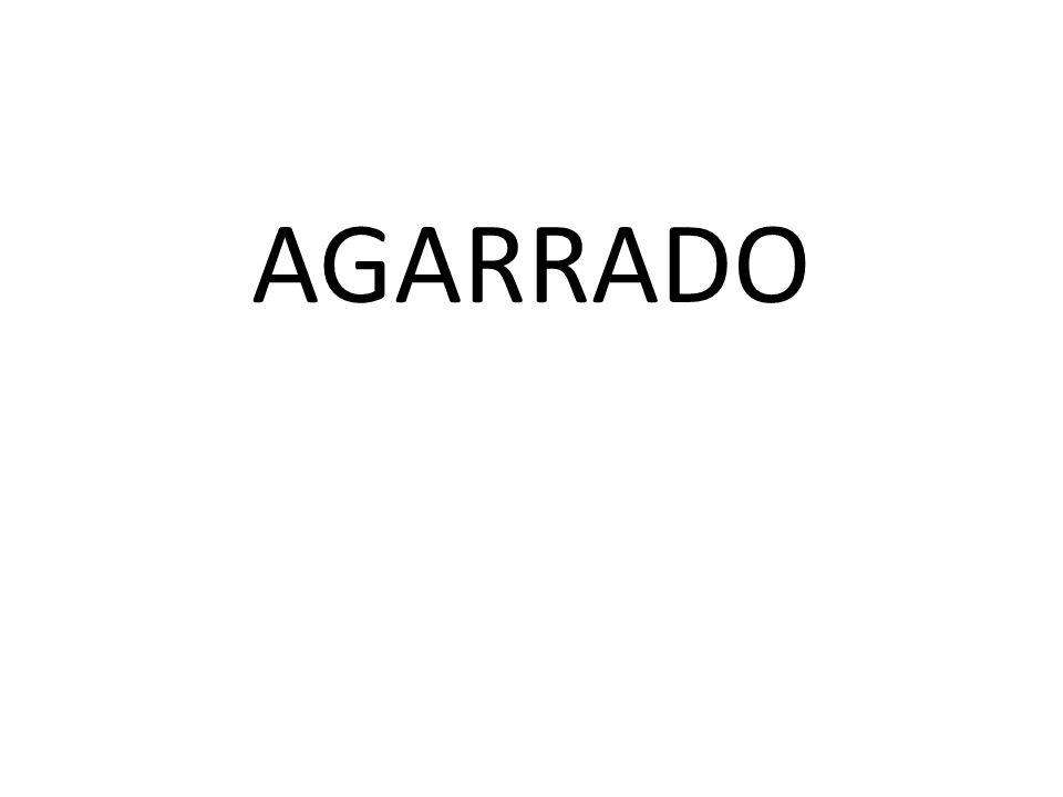 AGARRADO