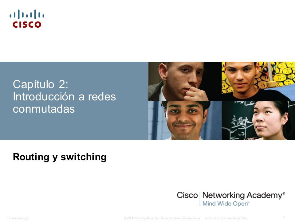 Presentation_ID 22 © 2014 Cisco Systems, Inc.
