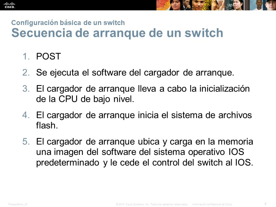 Presentation_ID 45 © 2014 Cisco Systems, Inc.