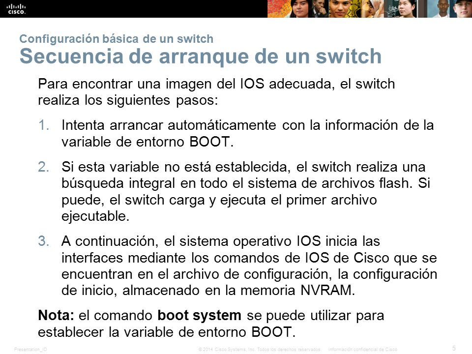 Presentation_ID 46 © 2014 Cisco Systems, Inc.