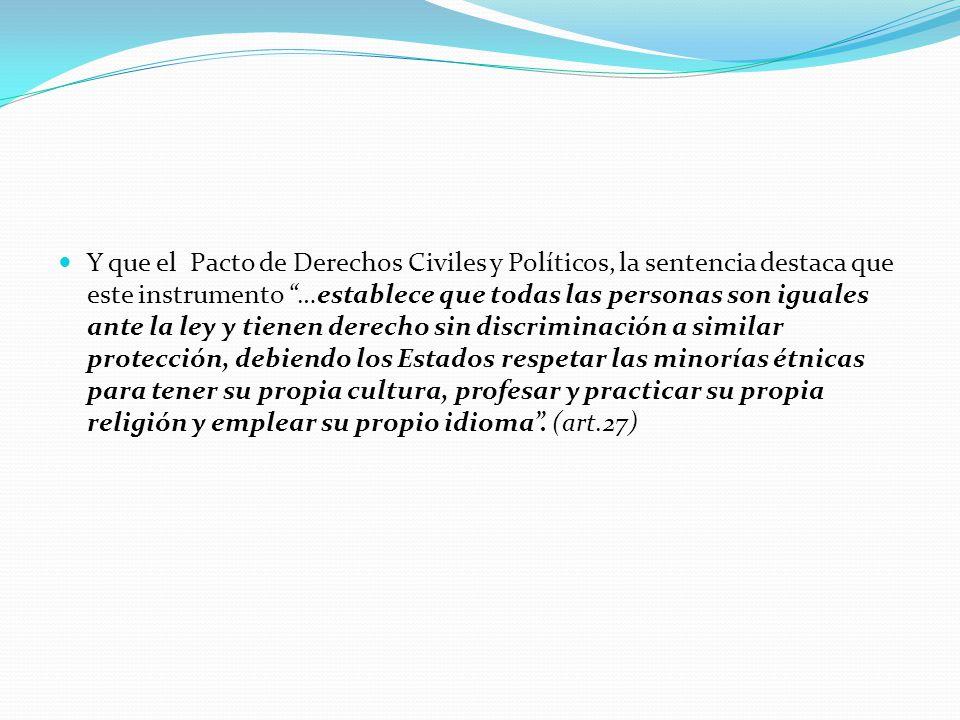 Acoge, sin costas, el recurso de protección de la Comunidad Agrícola Los Huasco Altinos en contra de la Resolución Exenta N° 049 del catorce de marzo de dos mil once, dictada por la Comisión de Evaluación de la Región de Atacama que califica favorablemente el proyecto Estudio de Impacto Ambiental Proyecto El Morro , el que se deja sin efecto mientras no se complemente y se corrija el apartado relacionado a los efectos, características y circunstancias señaladas en la letra c) del artículo 11 de la Ley 19.300 relativo al reasentamiento de comunidades humanas o alteración significativa de sistema de vida o costumbres de grupos humanos (fs.
