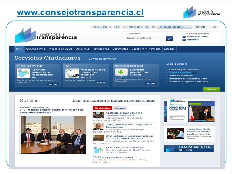 www.consejotransparencia.cl