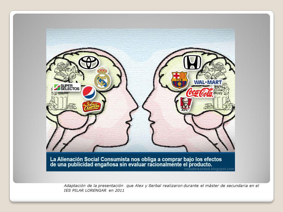 Adaptación de la presentación que Alex y Serbal realizaron durante el máster de secundaria en el IES PILAR LORENGAR en 2011