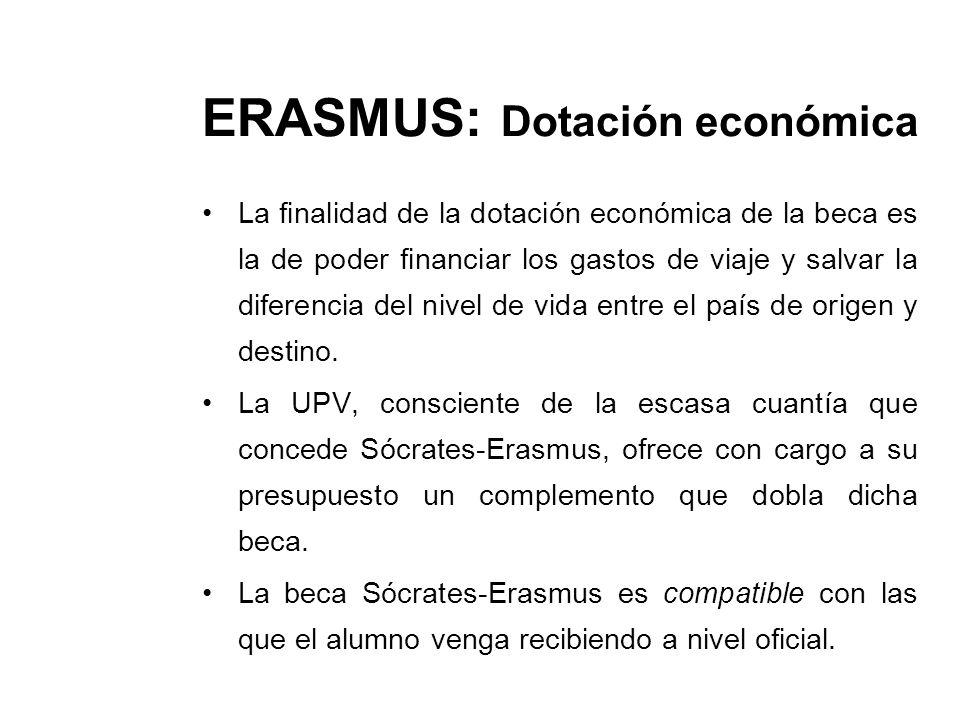 Exámenes de Idiomas Erasmus EXAMEN DE ALEMÁN: Jueves 19/2/04 12:30, dur.