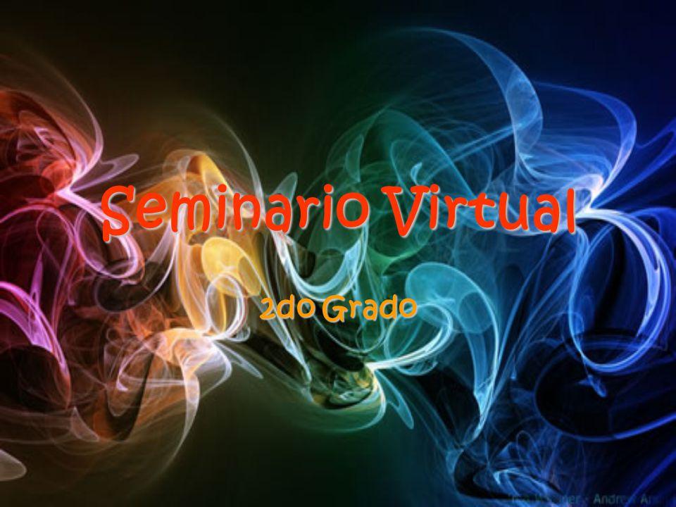 Seminario Virtual 2do Grado