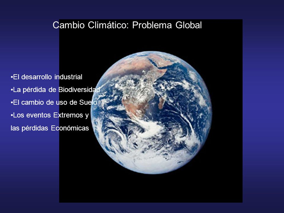 Climate Change and Variability P E QsQs  S s  S g QgQg IgIg Coupled Ocean-Atmosphere Models Hydrologic/Routing Models Water Resources Applications In Situ Data Mesoscale Models Air Quality Models Soil-Vegetation-Atmosphere Transfer Remote Sensing and GIS Policy Water Quality and Quantity Air Quality Modelos de integracion ambiental