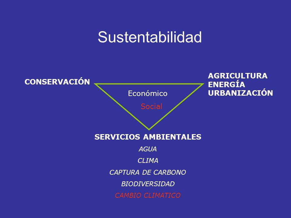 MANEJO DE CUENCA: USO DE SUELO BALANCE HIDRICO ECOSISTEMAS (ESTR-FUN)