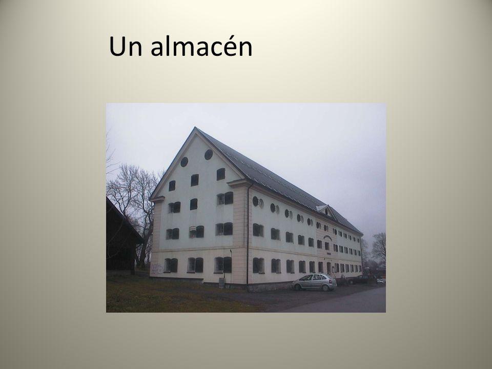 Un almacén