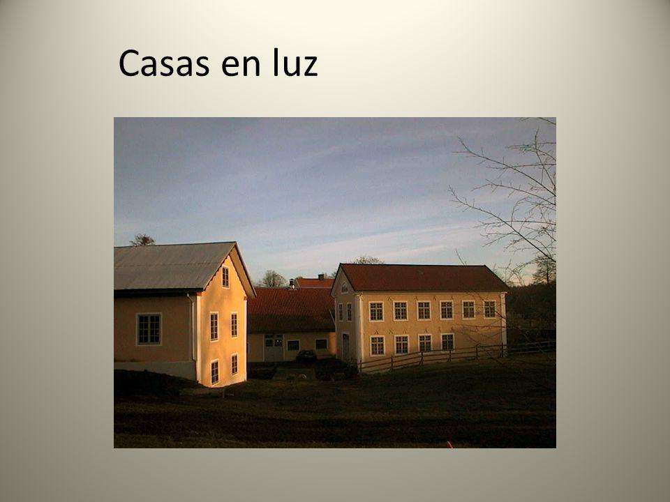 Casas en luz