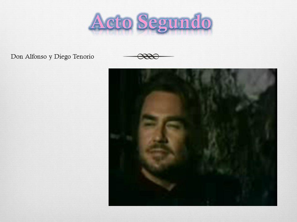 Don Alfonso y Diego Tenorio