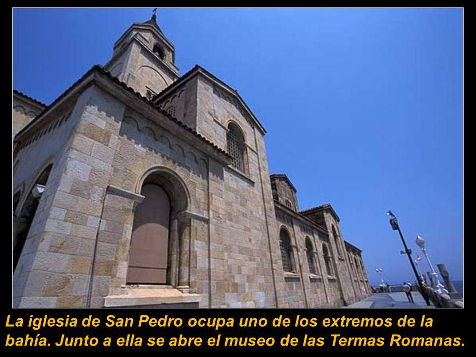 El museo - casa natal de Jovellanos está situado en una casa palaciega en el barrio de Cimadevilla.