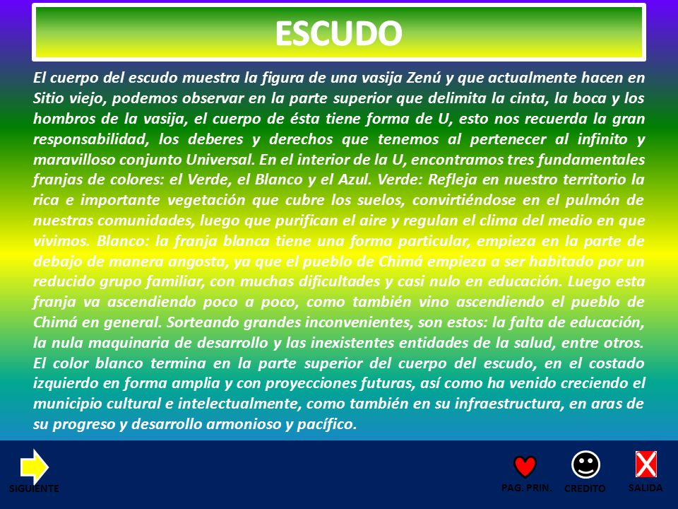 ZONA SUR (CAROLINA, PIMENTAL Y PUNTA VERDE) POBLACION ECONOMIA CULTURA AGRICULTURA SALIDA CREDITO PAG.