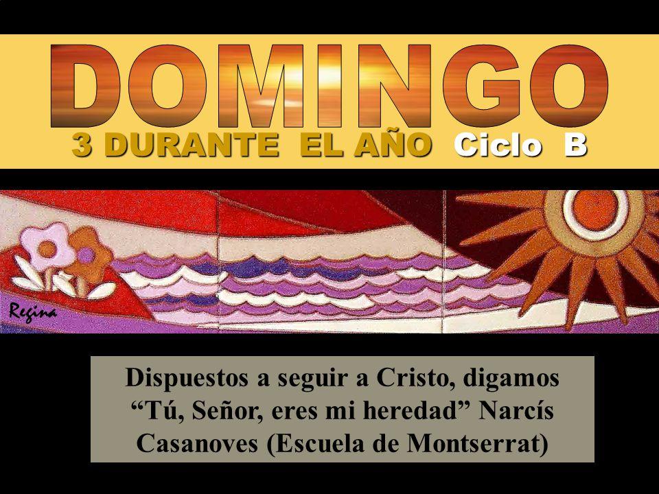 Un poco más adelante vio a Santiago, hijo de Zebedeo, y a su hermano Juan, que estaban en la barca repasando las redes.