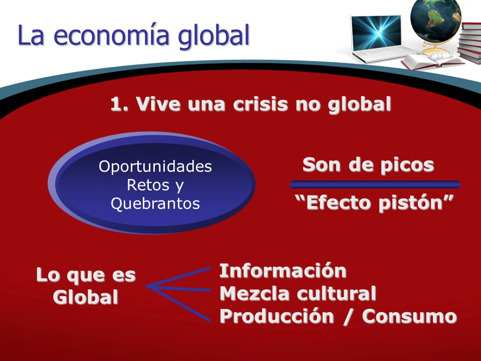 La economía global 2.-La competencia ¿Es global.