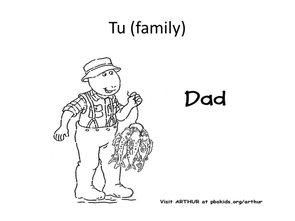 Tu (family)
