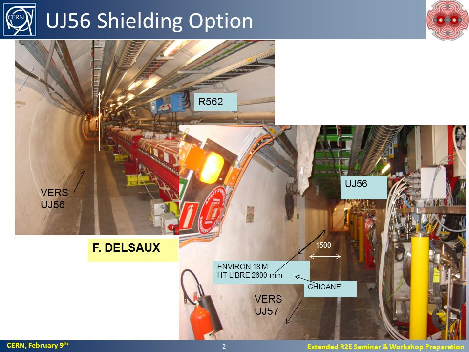 5 transformers could be brought up and housed in a surface building together with other CMS electrical equipment (eg 3 MVA UPS) All or part of the UJ56 safe room could be relocated in the freed area 25/03/201013martin.gastal@cern.ch