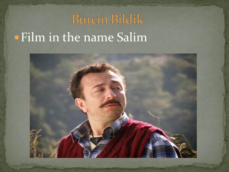 Film in the name Salim