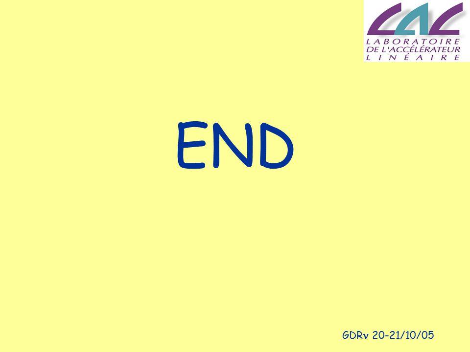 GDR 20-21/10/05 END