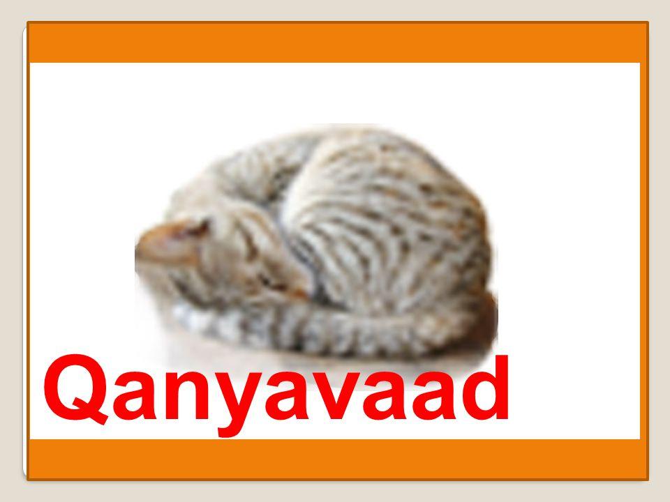 Qanyavaad
