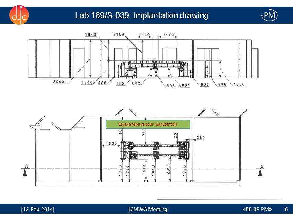 Perçage et installation des chevilles diamètre 20 et 16mm après le tracé du positionnement des supports par les géomètres 40 trous OK Le lab.
