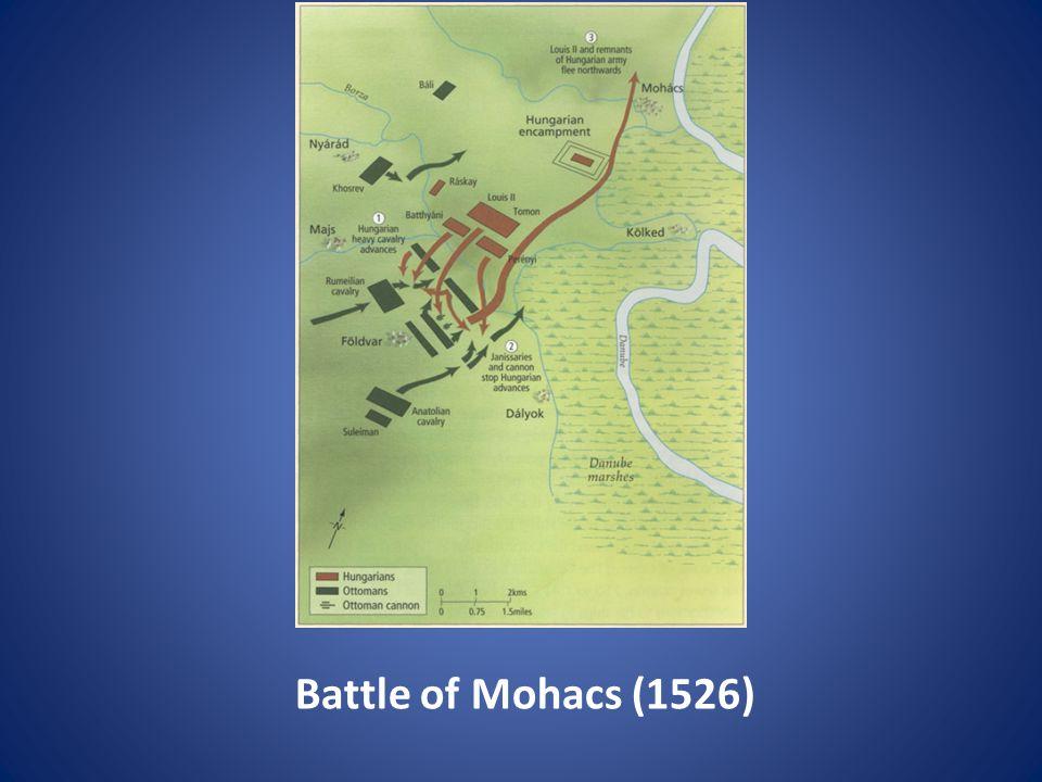 Battle of Mohacs (1526)